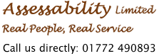 Assessability Limited
